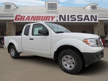 2017 Nissan Frontier S Long Bed Granbury TX