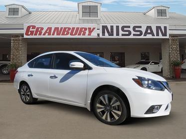 2018 Nissan Sentra SL 4dr Car Granbury TX