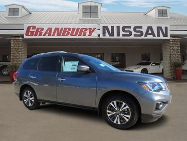 2018 Nissan Pathfinder S Sport Utility Granbury TX