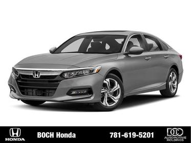 2018 Honda Accord EX L NAVI CVT Norwood MA