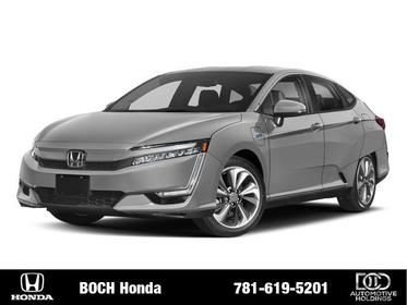 2018 Honda Clarity Plug-In Hybrid TOURING SEDAN Norwood MA