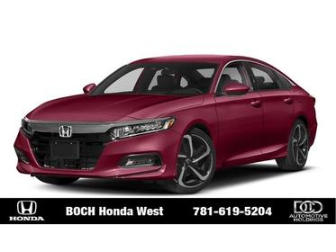 2018 Honda Accord SPORT CVT Westford MA
