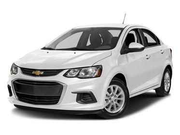 2018 Chevrolet Sonic LT 4D Sedan Cheraw SC