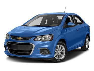 2018 Chevrolet Sonic LT 4D Sedan Cheraw SC
