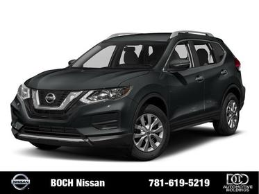 2018 Nissan Rogue S Sport Utility