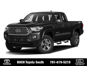 2018 Toyota Tacoma TRD SPORT ACCESS CAB 6' BED V6 4X4 Extended Cab Pickup North Attleboro MA