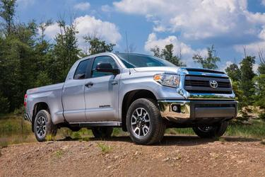 2018 Toyota Tundra 4WD SR DOUBLE CAB 8.1' BED 5.7L (NATL) 4 Door Extended Cab Pickup Long Bed Jamaica NY