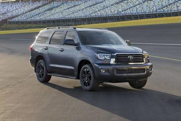 2018 Toyota Sequoia LIMITED LIMITED 4WD Sport Utility Merriam KS