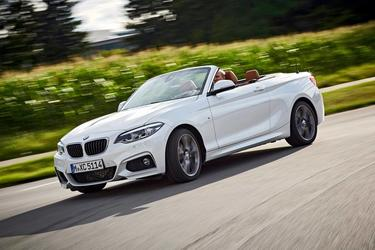 2018 BMW 2 Series 230I Convertible Slide