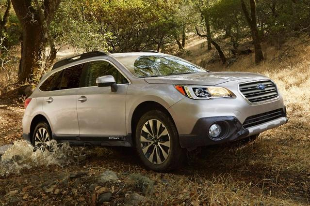 2017 Subaru Outback 2.5I SUV Slide 0