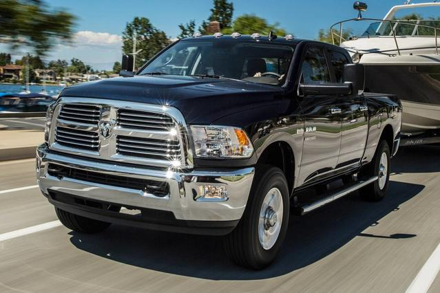 2018 Ram 2500 BIG HORN Crew Cab Pickup Slide 0