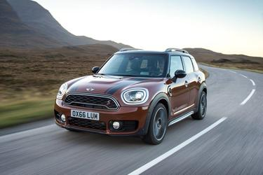 2018 MINI Countryman COOPER SUV Apex NC