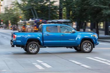 2017 Toyota Tacoma TRD SPORT Hillsborough NC