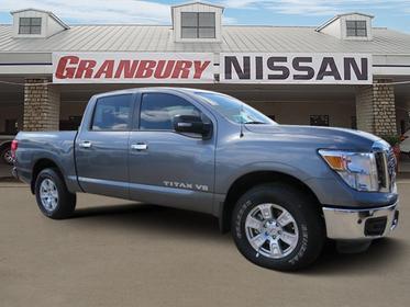2018 Nissan Titan SV Short Bed Granbury TX