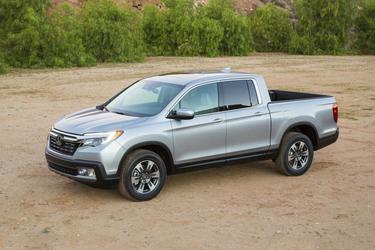 2019 Honda Ridgeline RTL-E Pickup Merriam KS
