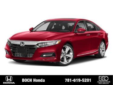 2018 Honda Accord TOURING CVT