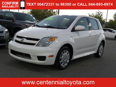 2006 Scion xA 4DR HB AUTO (NATL) 4dr Car Las Vegas NV