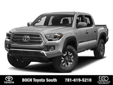 2018 Toyota Tacoma TRD OFF ROAD DOUBLE CAB 5' BED V6 4 Crew Cab Pickup
