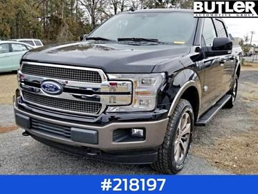 2018 Ford F-150 KING RANCH Thomasville GA