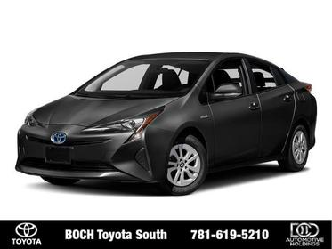 2018 Toyota Prius FOUR 4dr Car North Attleboro MA