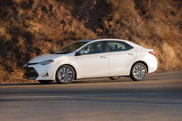 2018 Toyota Corolla LE Sedan Merriam KS
