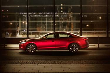 2018 Mazda Mazda6 GRAND TOURING RESERVE Sedan Apex NC