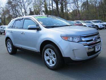 2011 Ford Edge SEL Winston-Salem NC