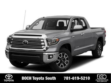 2018 Toyota Tundra 4WD LIMITED DOUBLE CAB 6.5' BED 5.7L Crew Cab Pickup North Attleboro MA