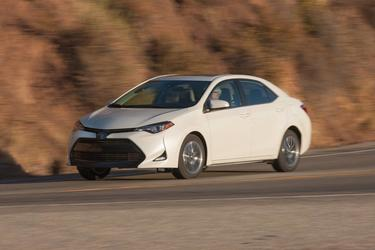 2018 Toyota Corolla LE Sedan Merriam KS