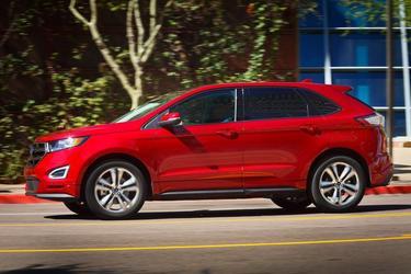 2017 Ford Edge SEL SUV North Charleston SC