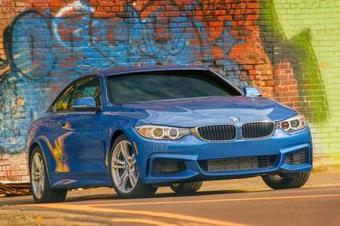 2017 BMW 4 Series 430I Convertible Slide