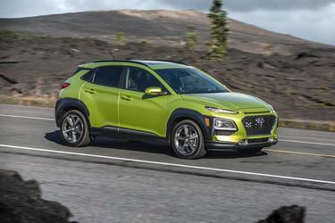 2018 Hyundai Kona LIMITED Sport Utility Charlottesville VA