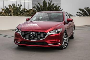 2018 Mazda Mazda6 SIGNATURE 4dr Car Cary NC