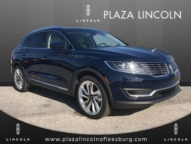 2018 Lincoln MKX RESERVE Leesburg Florida