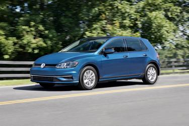 2018 Volkswagen Golf S Hatchback