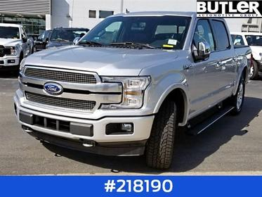 2018 Ford F-150 PLATINUM Thomasville GA