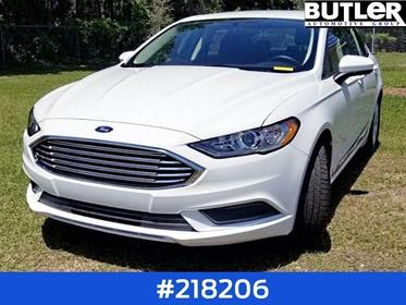 2018 Ford Fusion SE Thomasville GA