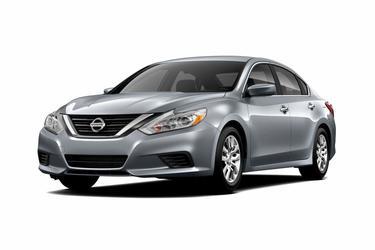 2018 Nissan Altima 2.5 S SEDAN  NC
