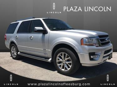 2017 Ford Expedition LIMITED Leesburg Florida