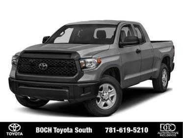2018 Toyota Tundra 4WD SR5 DOUBLE CAB 6.5' BED 5.7L Crew Cab Pickup