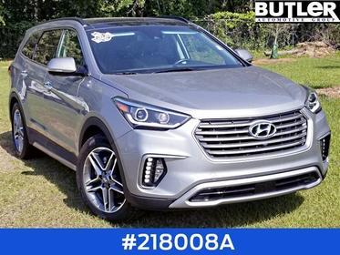 2017 Hyundai Santa Fe LIMITED ULTIMATE Thomasville GA