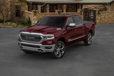 2019 Ram 1500 LARAMIE Short Bed  NC