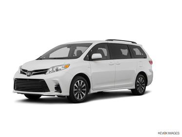 2018 Toyota Sienna LE Mini-van, Passenger Las Vegas NV