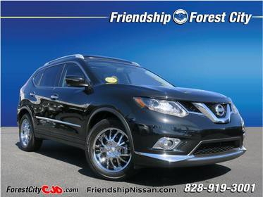 2016 Nissan Rogue SL SL 4dr Crossover Forest City NC