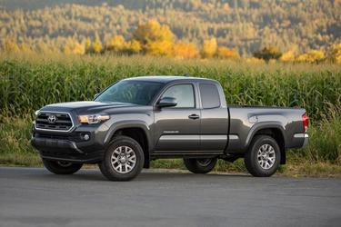 2018 Toyota Tacoma TRD SPORT Short Bed