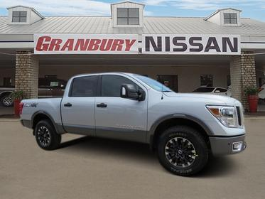 2018 Nissan Titan PRO-4X Short Bed Granbury TX