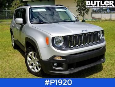2017 Jeep Renegade LATITUDE Thomasville GA