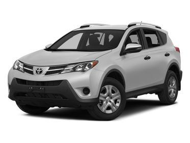 2015 Toyota RAV4 LE Sport Utility