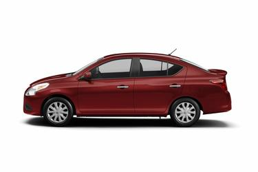 2018 Nissan Versa Sedan S 4dr Car  NC