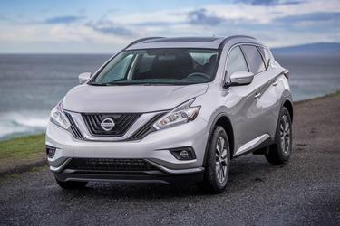 2018 Nissan Murano SL Sport Utility  NC